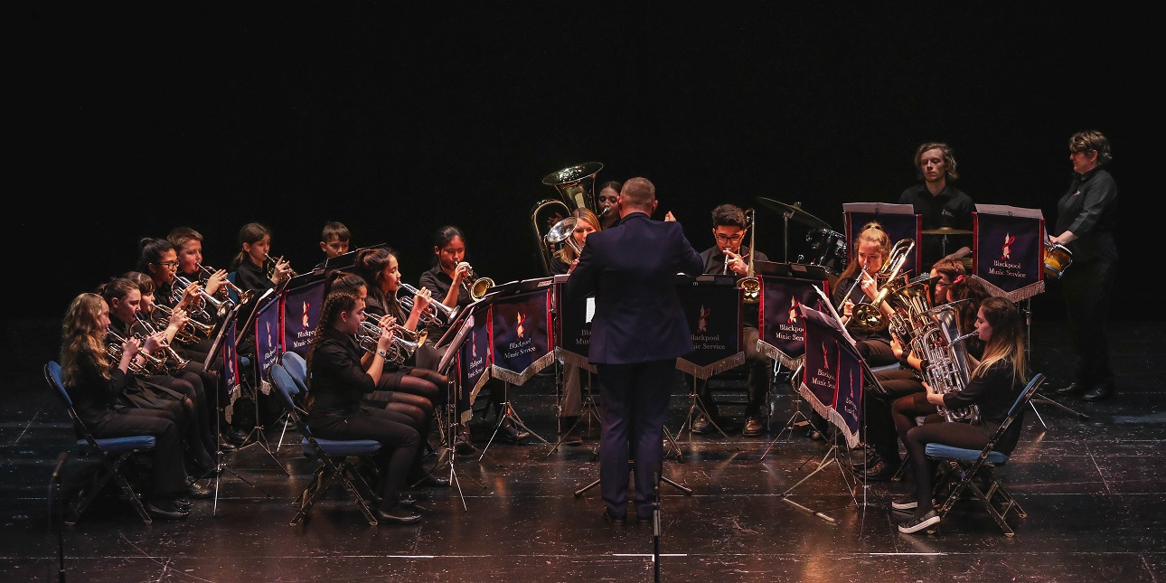 BMS Brass Band - Schools Alive 2018