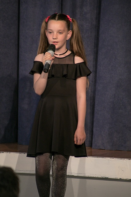 Pop Idol 2017 - Primary Schools 1st Place Sienna High-Ashton