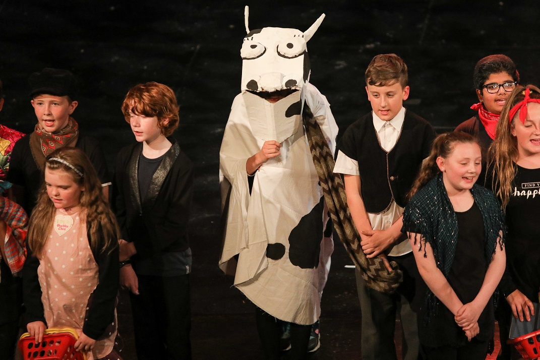 Jack and the Beanstalk - St Kentigern's Catholic Primary School
