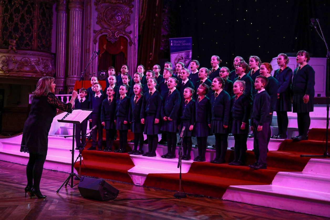 Norbreck Primary Academy Choir