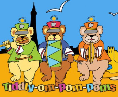 The Tiddly Pom Bears
